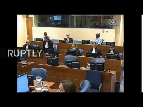 [REFEED] - Karadzic faces final war crimes verdict in The Hague
