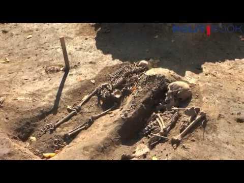 Раскопки в Нижегородском Кремле