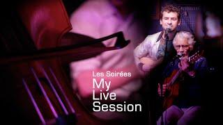 Les Soirées My Live Session #1 - Chris Combette et BrIce - Apérock Café République