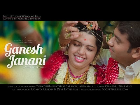 A Biggest Fat South Indian Wedding at Rajapalayam, GANESH + JANANI