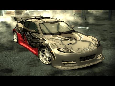 832mph Rx8 Glitch Need For Speed Most Wanted 2005 Youtube