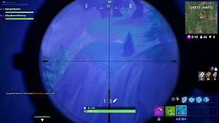 Record breaking sniper shot? (Fortnite)