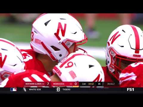 2017 - NIU at Nebraska