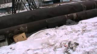 004  Голые  трубы  теплотрассы отопления города.(, 2013-05-04T06:05:36.000Z)