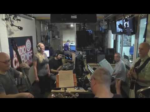 The X Project Live in Session on Radio Cardiff