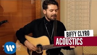 Biffy Clyro - Black Chandelier (Warner Music Akustik)