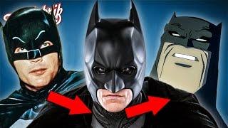 Die 7 verrücktesten & besten BATMAN-Filme! | BATMAN v SUPERMAN-Special