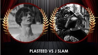 KILL THE STAGE 2016 | MAIN EVENT | JR SLAM VS PLASTEED