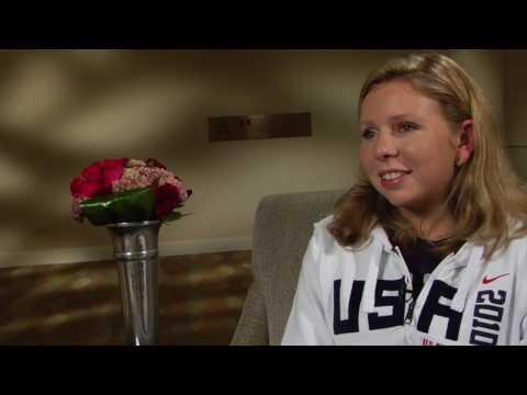 2010 Winter Olympics: Rachel Flatt - Figure Skater
