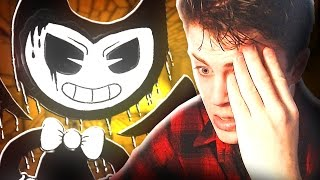 BENDY and THE INK MACHINE chapter 2 SUCKS