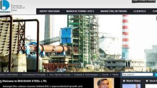 Creditors of Bhushan Steel Ltd are asking to sell its integrated steel plant