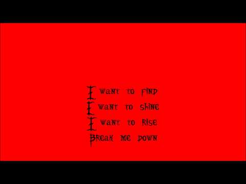 Break Me Down - Red (Lyrics)