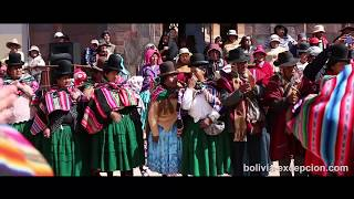 Fêtes traditionnelles en Bolivie