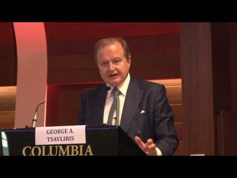 2017 Capital Link Cyprus Shipping Forum-Welcome Remarks-George A. Tsavliris