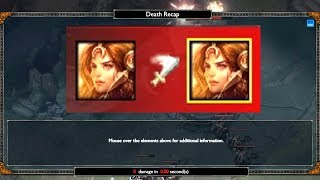 How can Leona DIE TO HERSELF?!
