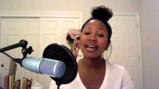 "Steve Harvey - Neighborhood Awards Singing Contest - Tamia ""Love and I"" Cover"