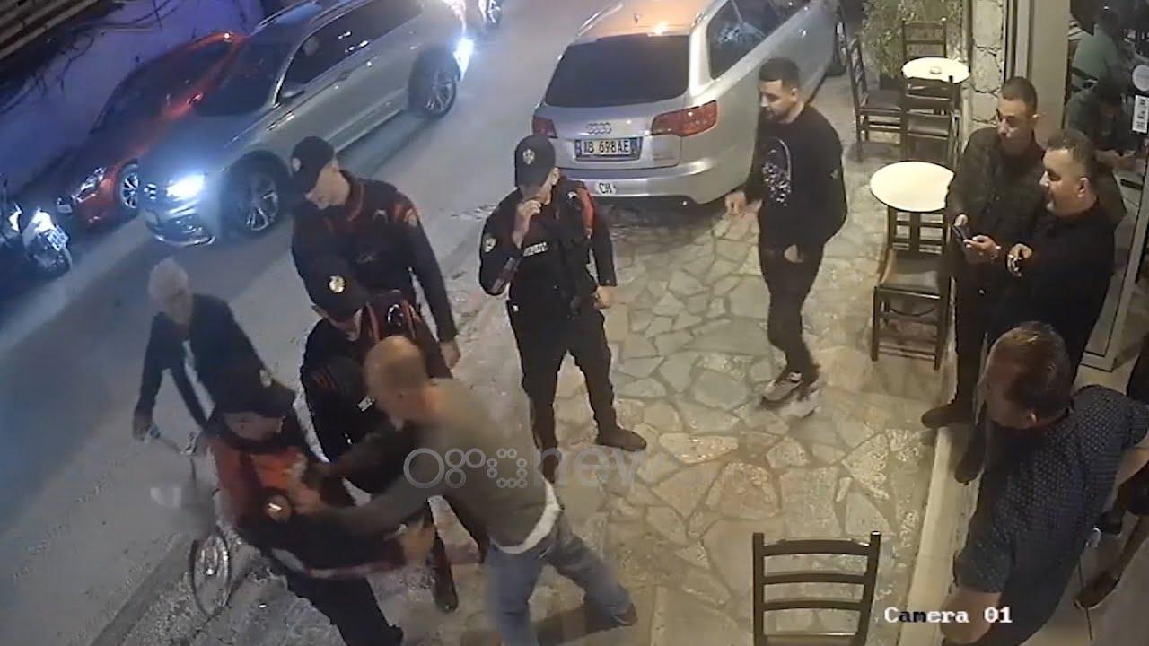 """Download """"Lufta"""" për muzikën e lartë në Sarandë, kamarieri """"rreh"""" policët që kërkuan uljen zërit"""