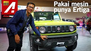 Suzuki Jimny 2018 First Impression Review by AutonetMagz