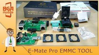 E-Mate Pro eMMC Tool. Небольшой обзорчик