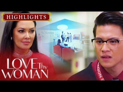 Amanda, Inangkin Ang Designs Ni Jia | Love Thy Woman