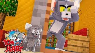Minecraft: DISFARCE DE PEDRA! #08 ( TOM E JERRY )