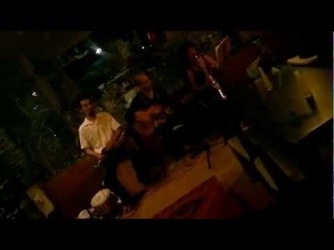 Flameco & Arab Drummers, Guitar, Soprano Sax in Playa del Carmen