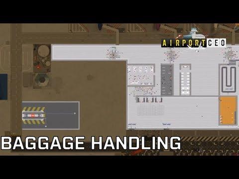 Baggage Handling - Airport CEO Drawyah