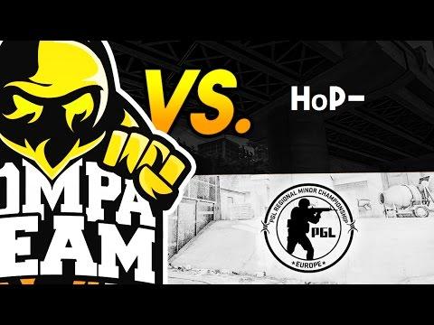 CS:GO PGL MINOR QUALIFIER - Pompa Team Black vs. HoP-