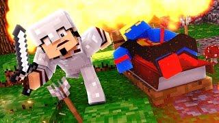 Minecraft: NÃO DURMA AQUI - BED WARS ‹ AMENIC ›