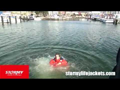Sea Pilot Life Jacket.avi