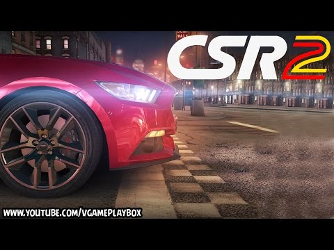 CSR Racing 2 (By NaturalMotion) - iOS / Android Gameplay Video