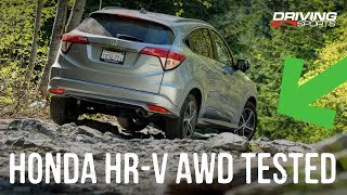 2019 Honda HR-V AWD Off-Road Review - Can it survive the rocks?