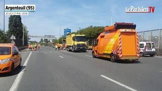 Le viaduc de Gennevilliers fermé pour plusieurs semaines