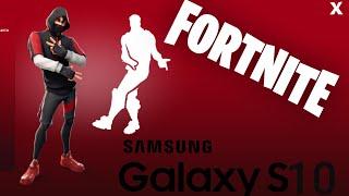 Fortnite - S10 Skin (NEW)