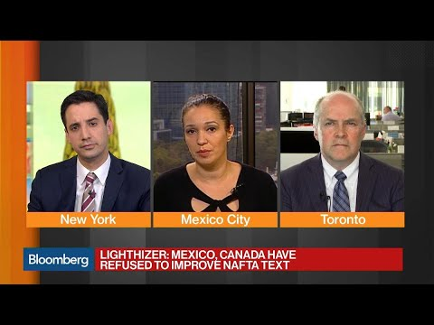 Nafta Ministers Extend Negotiations Into 2018