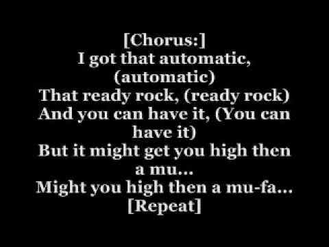 Automatic Teairra Mari ft Nicki Minaj w/ lyrics