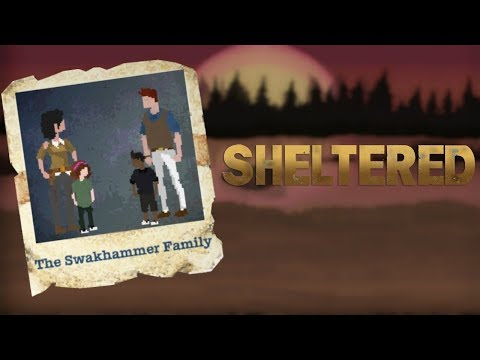 I Leave The Kids Outside In Sheltered |