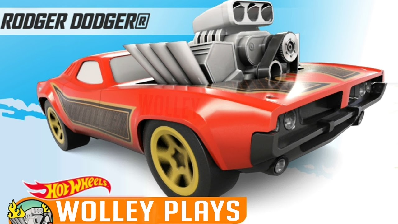 hot wheels race off all muscle cars unlocked rodger dodger d muscle ect racing cars kids. Black Bedroom Furniture Sets. Home Design Ideas