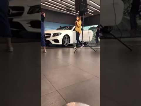 Benz e300 coupe 2017