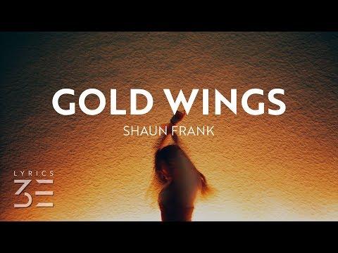 Shaun Frank & Krewella - Gold Wings (Lyrics)