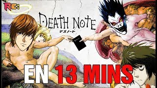 Death Note EN 13 MINUTES (ft. Crazybomb) - RE: TAKE