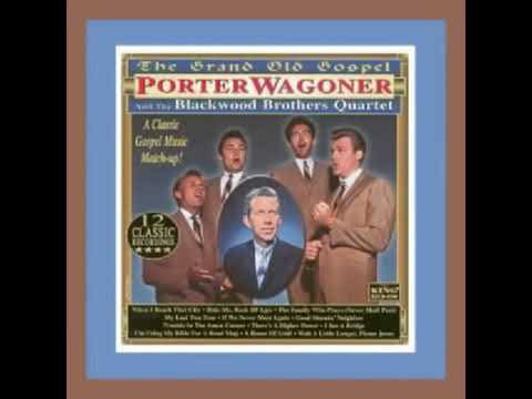 Porter Wagoner Blackwood Brothers FULL ALBUM LP   More Grand Old Gospel 1967