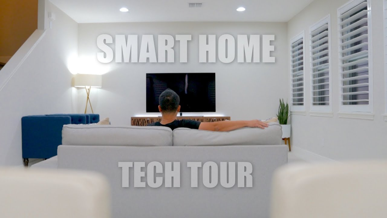 Ultimate Tech Home Tech Tour: Gift Guide Edition (2019) + vídeo