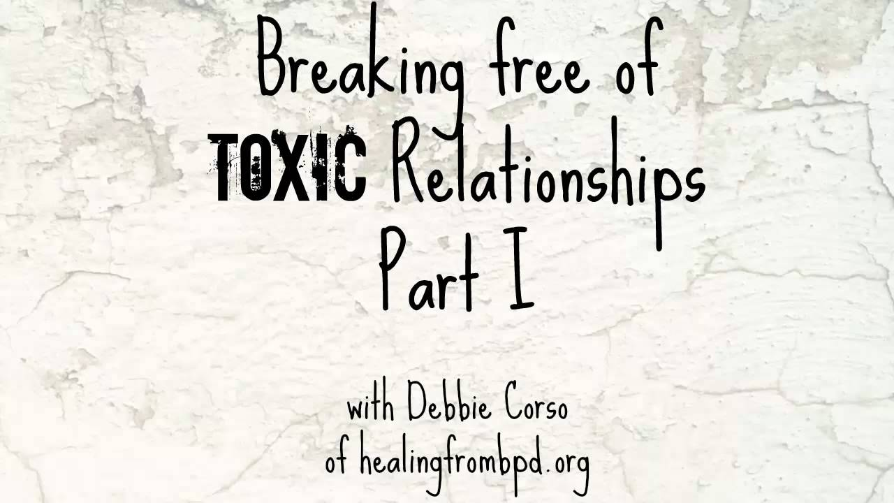 healing after dating a borderline Borderline personality disorder  there is no recovery except in extremely rare  even though i figured out she was bpd after about 9 months of dating,.