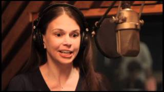 "Behind the Scenes: ""Anything Goes"" Recording Session with Sutton Foster"