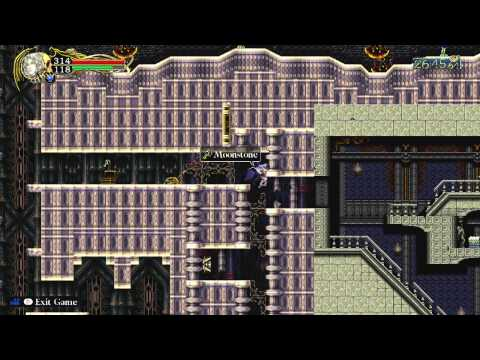 Castlevania HD  Chapter 9 Hard - Alucard - Sonic Boots and No Damage Mp3