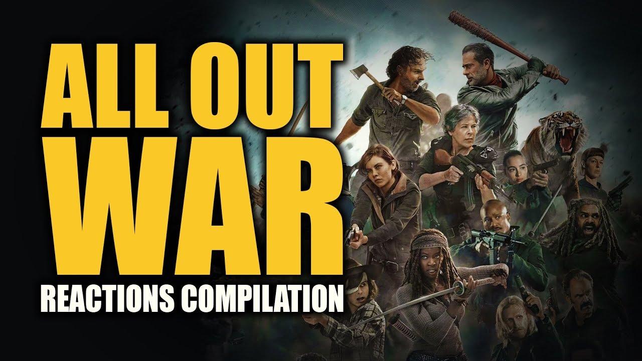 The Walking Dead All Out War Deutsch