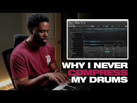 Pro Tools Beat Making | Why I Never Compress My Drums