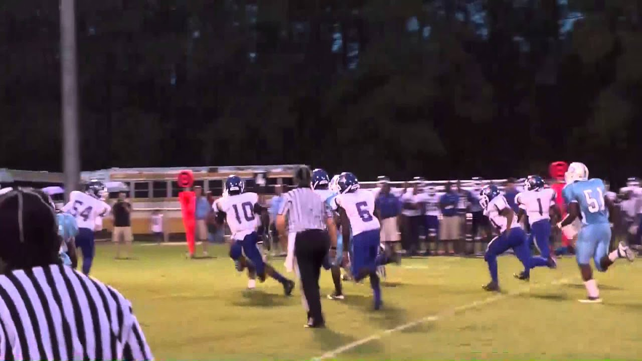 South Florence - Tabari Hines 2012 Highlights - YouTube
