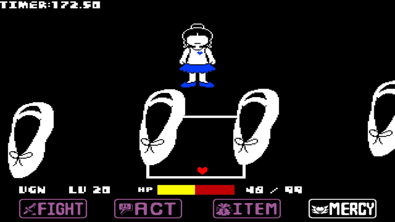 Undertale True Genocide Chara Ending Youtube